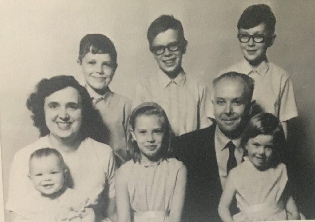 1969 Family Photo