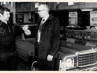 Delbert Larson-New owner of Ashland Ford
