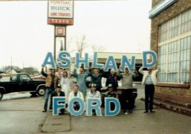 Ashland Ford sign-closing day
